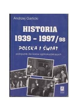 Historia 1939 - 1997/98