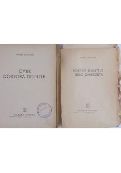 Cyrk Doktora Dolittle \Doktor Dolittle jego zwierzęta - 1950 r.