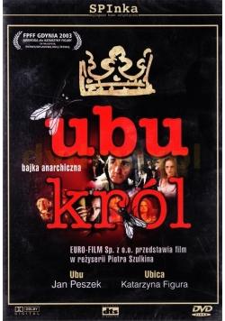 Ubu król, płyta DVD
