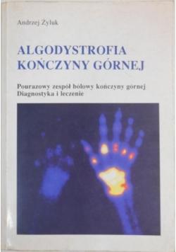 Algodystrofia kończyny górnej