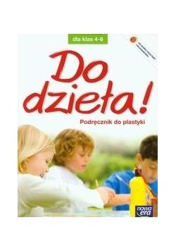 Do dzieła! 4-6 Podręcznik do plastyki