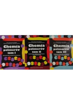 Chemia polimerów, Tom I,II,III