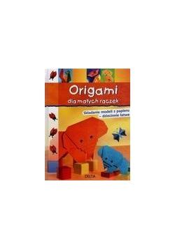 Origami dla małych rączek. DELTA