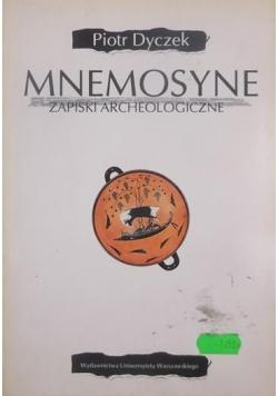 Mnemosyne. Zapiski archeologiczne