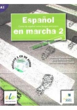 Espanol en marcha 2 podręcznik + CD