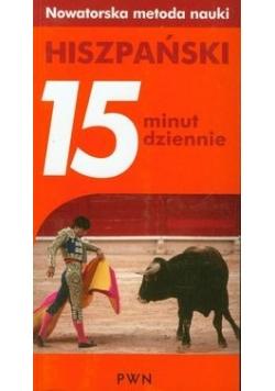 15 minut dziennie hiszpański