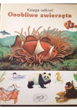 Księga odkryć - osobliwe zwierzęta