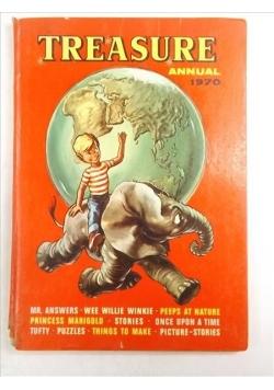 Treasure Annual 1970