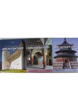 Arcydzieła światowej architektury, Tom II-IV