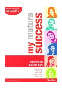 My Matura Success Intermediate SB PEARSON