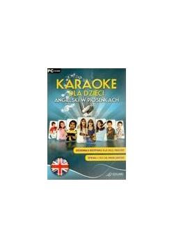 Karaoke dla dzieci: angielski w piosenkach
