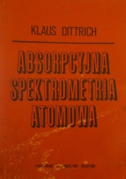 Absorpcyjna spektrometria atomowa