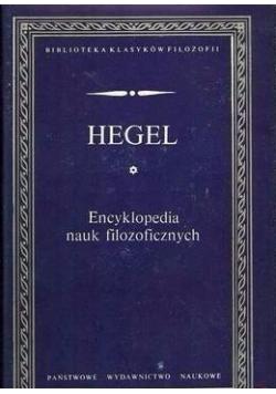 Encyklopedia nauk filozoficznych