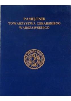 Pamiętnik Towarzystwa Lekarskiego Warszawskiego, nr 13/2009