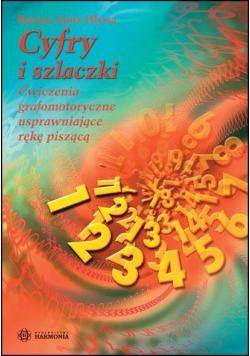 Cyfry i szlaczki - Ćwiczenia grafomotoryczne...