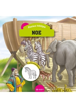 Noe. Z kolorowankami