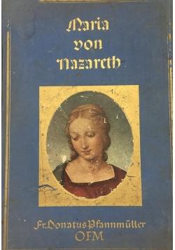 Maria von Nazareth, 1933 r.