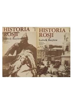 Historia Rosji Tom I,II