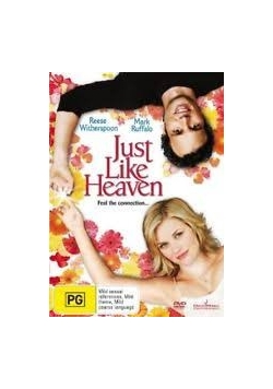 Just Like Heaven,DVD