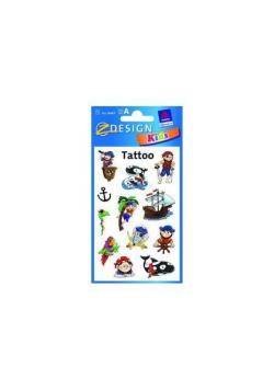 Tatuaże - Piraci
