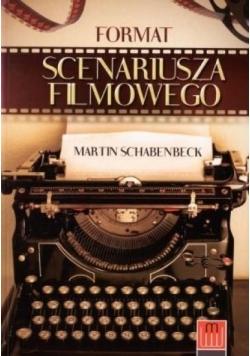 Format scenariusza filmowego