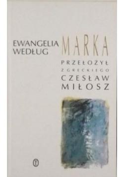 Ewangelia według Marka