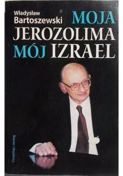 Moja Jerozolima mój Izrael