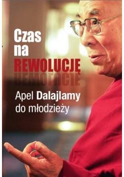 Czas na rewolucję! Apel Dalajlamy do młodzieży