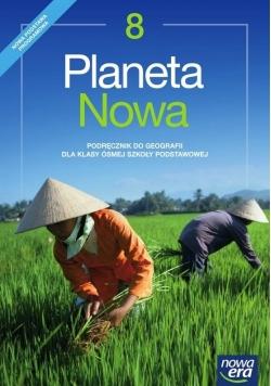 Geografia SP 8 Planeta Nowa Podr. NE