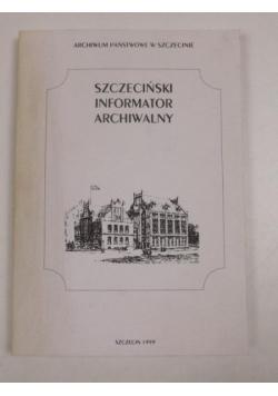 Szczeciński informator archiwalny