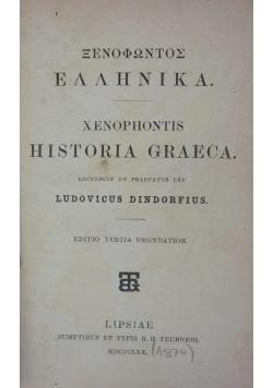 Historia Graeca, 1870 r.