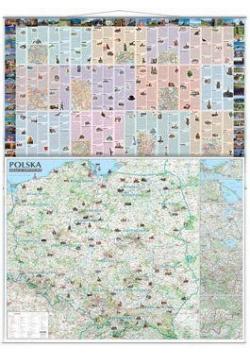 Polska. Atrakcje turystyczne (listwa)