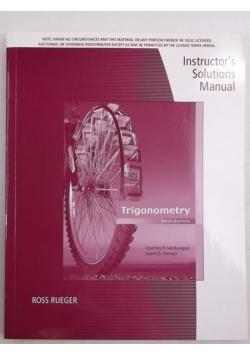 Instructor's Solutions Manual Trigonometry