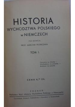 Historia wychodztwa Polskiego w Niemczech ,1937