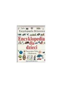 Encyklopedia dla dzieci. Fascynujące fakty i Wydarzenia