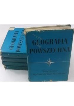 Geografia powszechna, tomy I-V