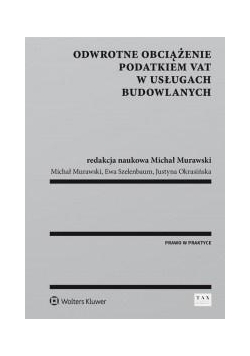Odwrotne obciążenie podatkiem VAT w usługach..