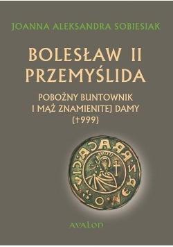 Bolesław II Przemyślida BR
