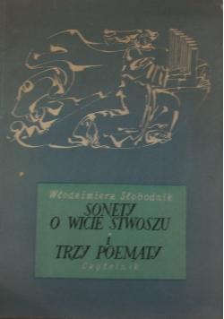 Sonety o Wicie Stwoszu i trzy poematy