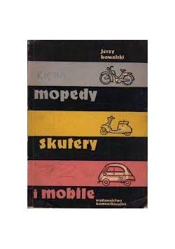 Mopedy,skutery i mobile