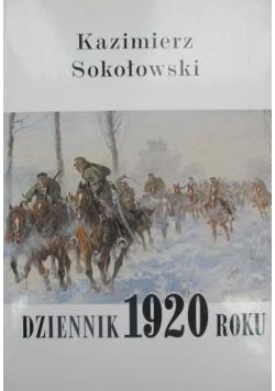 Dziennik 1920 roku