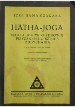 Hatha-Joga, reprint