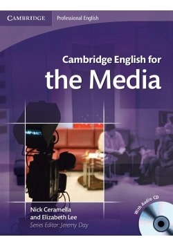 Cambridge English for the Media + CD
