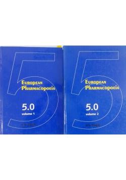 European Pharmacopoeia 5.0 volume 1 i volume 2
