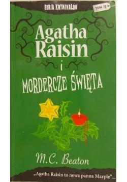 Agatha Raisin i mordercze święta