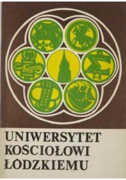 Uniwersytet Łódzki Kościołowi Łódzkiemu