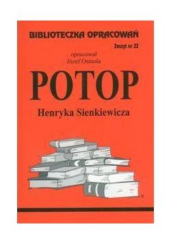 Biblioteczka opracowań nr 022 Potop