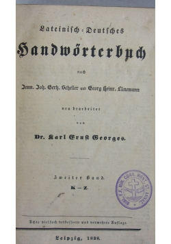 Zateinich Deutches 1839 r.