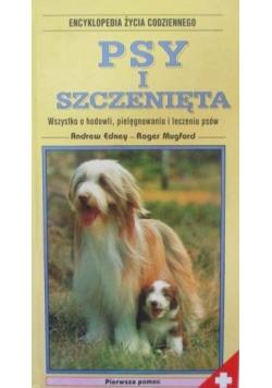 Psy i szczenięta