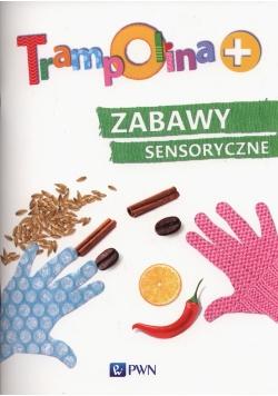 Trampolina+ Zabawy sensoryczne